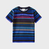 Paul Smith Boys' 2-6 Years Mixed-Stripe 'Marvin' T-Shirt