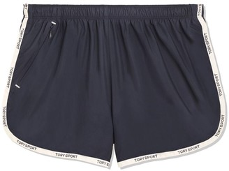 Tory Burch BANNER RUNNING SHORTS