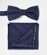 Selected Bow Tie & Pocket Square Set