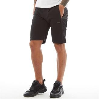 Born Rich Mens Zanetti Shorts Black