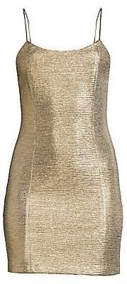Alice + Olivia Women's Nelle Sleeveless Bodycon Dress