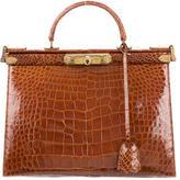 Ralph Lauren Alligator Frame Bag