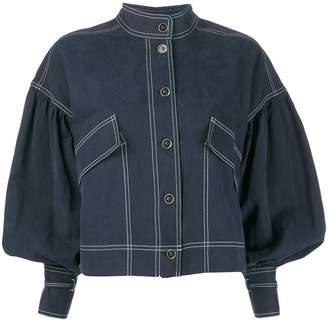 Ulla Johnson cropped Cody jacket