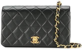 Chanel Pre-Owned 1989-1991 quilted flap shoulder bag
