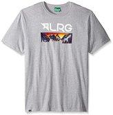 Lrg Men's Big and Tall Motherland Nightscape T-Shirt