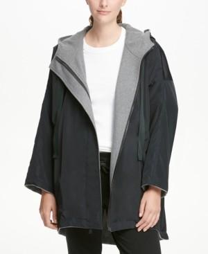 DKNY Sport Reversible Swing Jacket