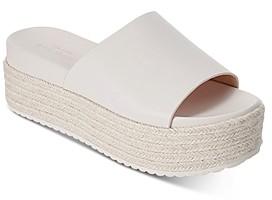 Kate Spade Women's Zia Espadrille Platform Sandals