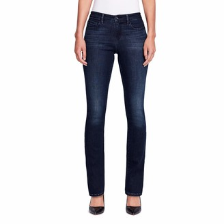 Skinnygirl Women's Straight Leg Jean in No Sweat Tech + Climate Control