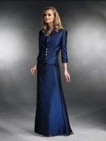 Cameron Blake by Mon Cheri - 28650 Two Piece Dress In Sapphire