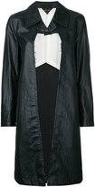 Comme des Garcons dissected coat - women - Cotton/Nylon - S