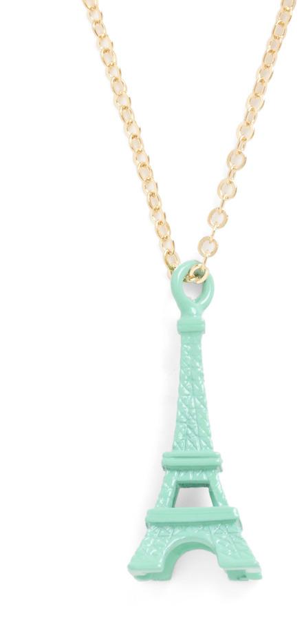 Blue La La Necklace