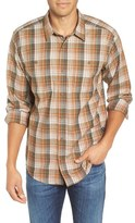 Patagonia Relaxed Fit Plaid Sport Shirt