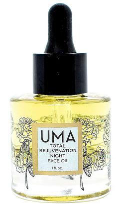 UMA Total Rejuvenation Night Face Oil