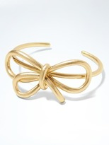 Banana Republic Golden Bows Cuff