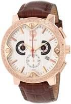 Brillier Men's 05-31425-09 Voyageur Tachymeter Watch