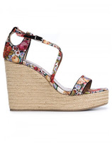 Tabitha Simmons 'Jenny' wedge sandals
