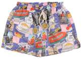 SELINI ACTION Swimming trunks