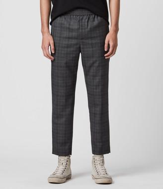 AllSaints Agar Cropped Slim Pants