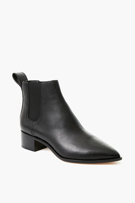 Loeffler Randall Black Nellie Block Heel Chelsea Boot
