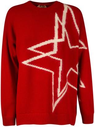 N°21 N.21 Star Knit Sweater
