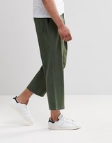 Religion Frequency Wide Leg Chinos