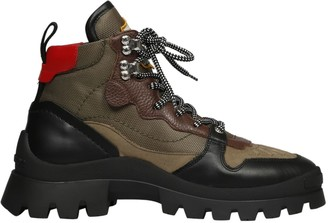 DSQUARED2 Tank Cliff Boot
