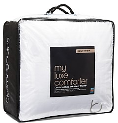 Bloomingdale's My Luxe Asthma & Allergy Friendly Medium Weight Down Comforter, King - 100% Exclusive
