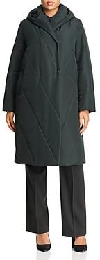 Marina Rinaldi Pirite Hooded Puffer Coat