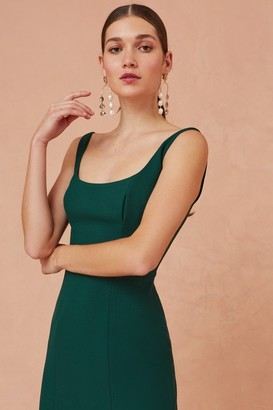 Keepsake UPTOWN MIDI DRESS forest