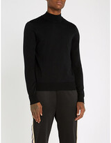 Thumbnail for your product : Sandro Turtleneck wool jumper