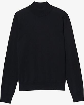 Sandro Turtleneck wool jumper