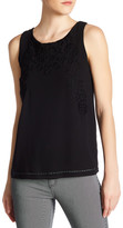 philosophy Embroidered Tank