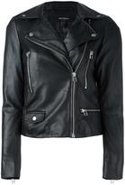 Muu Baa Muubaa classic biker jacket