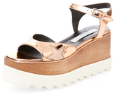 Stella McCartney Elyse Star Platform Sandal