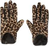 Agnelle Leopard Gloves