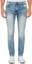 R & E RE: Light Wash Skinny Jeans