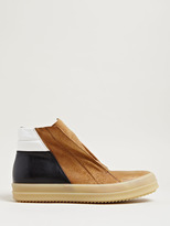 Rick Owens Men's Island Dunk Shoes