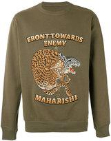 MHI Crouching Tiger sweater