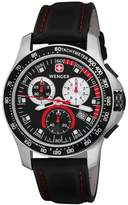 Wenger Battalion Field Chrono Black Dial Men's Watch