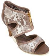 """Isola Dani"""" Zip-Front Sandal"""