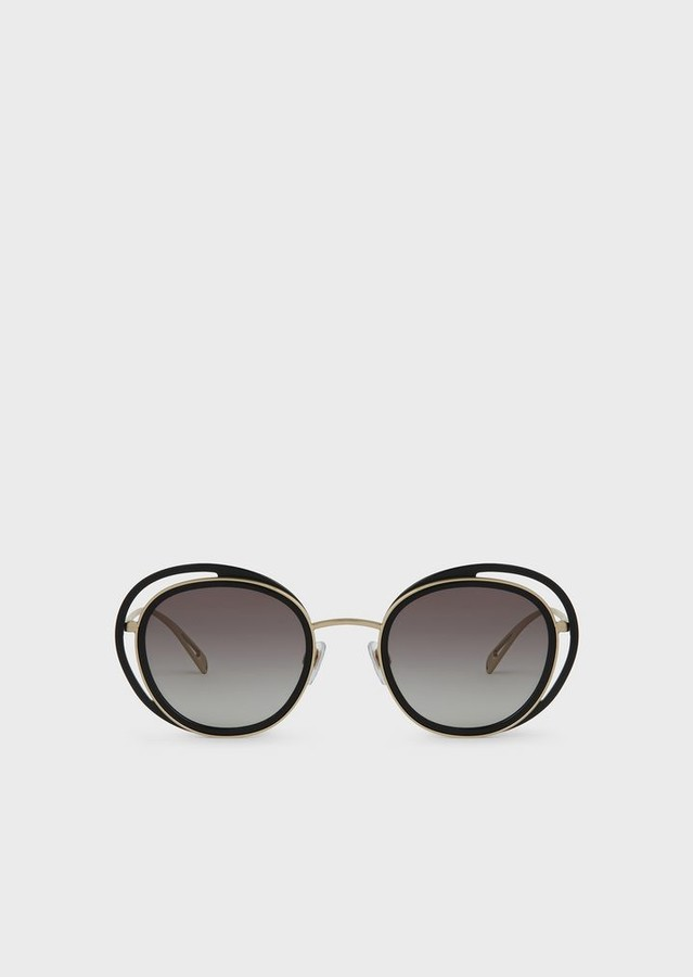 550d17777b Drop Temple Sunglasses - ShopStyle