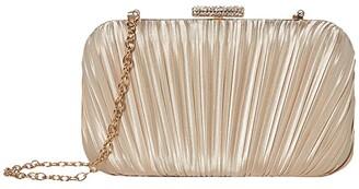 Jessica McClintock Mollie (Champagne) Handbags