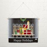 Charley Harper Holiday Banner