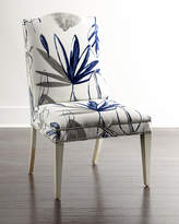 Horchow Massoud Allison Botanical Dining Chair