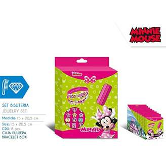 Disney Minnie Bracelet Box - Newborn Gift Sets