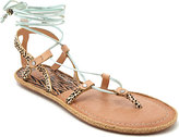 Dolce Vita Women's Karma Ghillie Lace Up Sandal