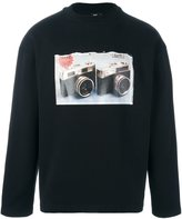 Blood Brother 'Save' sweatshirt - men - Cotton - S