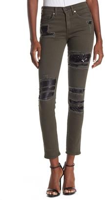 Ramy Brook Naomi Distressed Jeans