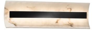 Brayden Studio Keyon 1 Light Bath Bar Finish Matte Black Shopstyle Lighting
