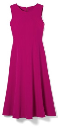 Eliza J Sleeveless A-Line Dress